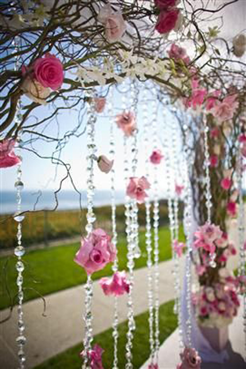 Wedding design and styling in spain wedding planning for Archway decoration ideas