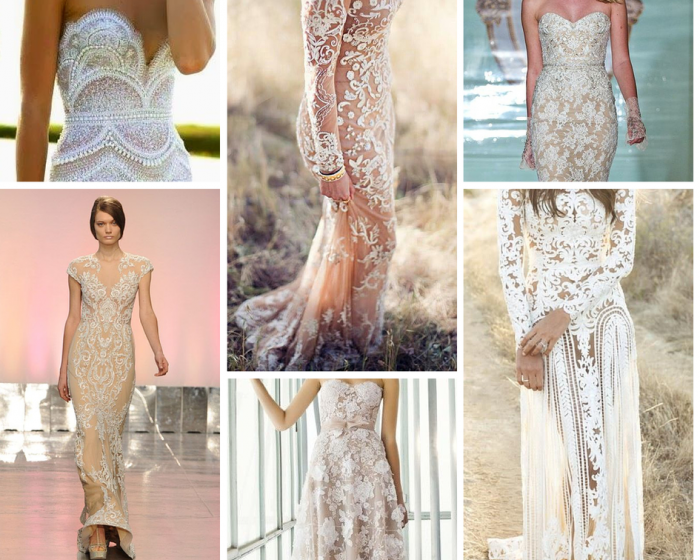 The Boutique Wedding Co. Bridal Gown Trends 2015