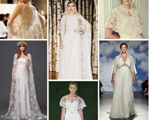 Wedding Planner in Spain- Wedding Gown Trends 2015